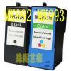 China Ink Cartridge Reman DELL MK992 MK993 Ink Cartridge Refurbished for sale