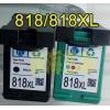 China Ink Cartridge Reman HP 818 Ink Cartridge Refurbished for sale