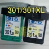 China Ink Cartridge Reman HP 301XL Ink Cartridge Refurbished for sale