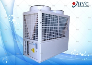 China Air Cooled Water Chiller & Hea Air cooled modular chiller on sale