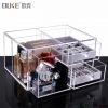 China Best Acrylic Makeup Organizer-Makeup Shelves-Lucite Makeup Organizer for sale