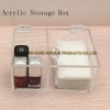 China Acrylic Cosmetic Storage Box for sale