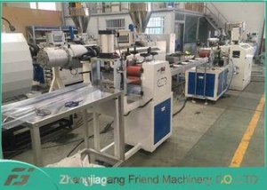 China Siemens Motor Brand Plastic Profile Production Line Corrosion Resistance on sale