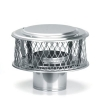 China saver 13854 12 Inch HomeSaver Guardian Cap 316 Alloy 3/4 Inch Mesh for sale