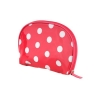 China polka dot patent leather cosmetic pouch(CB5025) for sale
