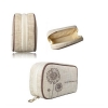 China eco friendly linen cosmetic bag(CB5072) for sale
