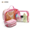 China 3 in 1 travel cosmetic bag set (CB5686) for sale