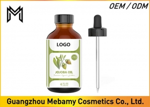 China Organic Jojoba Pure Essential Oils Moisturizing Healing For Dry Oily Skin on sale