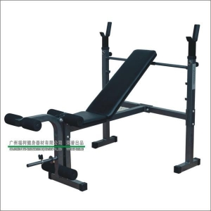 China GYM F-7101 MULTI-FUNCTION WEIGHT BENCH on sale