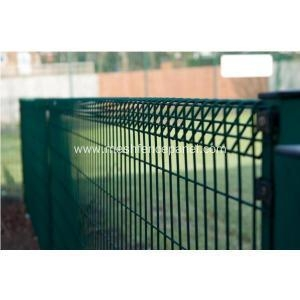 China BRC Welded Wire Mesh Top Fence on sale