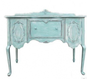 China Classical French style wood cabinet vanity base on sale