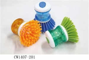 China Small Size Dish Scrub Brush on sale