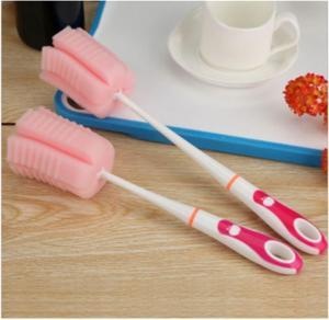 China Sponge Head Bottle Brush on sale