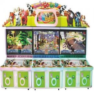 China Animal running game machine on sale