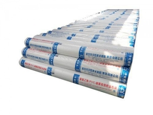 China Polyvinyl chloride (PVC) waterproofing membrane puncture resistant root on sale