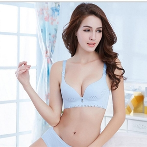 China Womens bra Comfortable Summer bra with breathable hole on sale