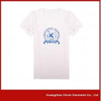 China wholesale cheap plain white t shirts in bulk R22 on sale