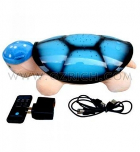 China RH-LG-18 Timmy The Turtle (MP3 Player + Night Light + Remote Control) on sale