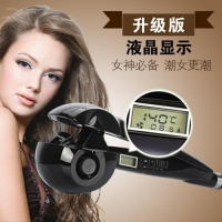 China TV-PC-68 LCD Pro Perfect Curl Nano Titanium Hair Styler on sale