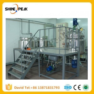China liquid soap making production line machine on sale