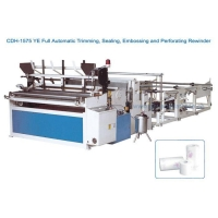 China CDH-1575YE Full Automatic Trimming, Sealing, Embossing and Perforating Rewinder on sale