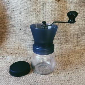 China Bremen Hand Burr Grinder - Black - 100 gram on sale
