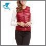 China Women Hot Sale Fashionable Down Vestcoats on sale