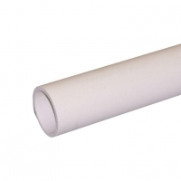 China PVC Schedule 40 Plain End Pipe on sale