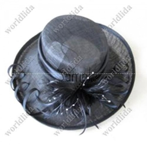 China FH1084 Category:Sinamay Hats on sale