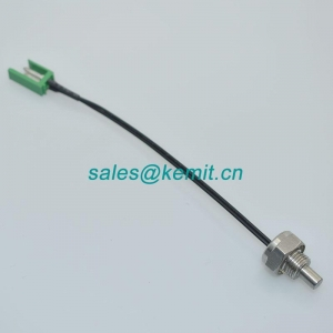 China KT-0056 NTC Temperature Sensor Probe with AMP Connector for Boiler Water Heater on sale