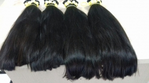 China Vietnamese hair Vietnamese same length straight hair on sale