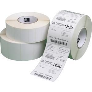 China Zebra Label Paper 1.25 x 1in Thermal Transfer Zebra Z-Select 4000T 1 in core on sale