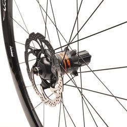 China Mountain Custom PowerTap Road / Gravel / Cyclocross Disc Brake Rear Wheel on sale
