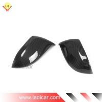 Replacement Style Carbon Fiber car Rear View Side Mirror Cover For Audi A7 S7