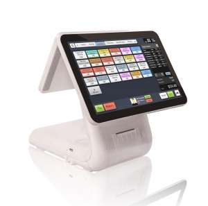 China Pos Terminals TPS 650 2016 New Design All-In-One countertop Cash Register on sale