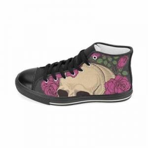 China custom shoes by yourself custom-hicut-shoes-009 on sale
