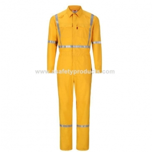 China FR Clothing Nomex Flame Retardant Coverall on sale