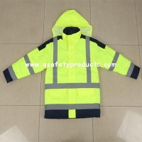 Safety Jackets Winter Workwear