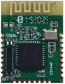 China BLE2541 Bluetooth low power product module on sale