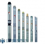 QJ Stainless steel well submersible pump (deep well pump)
