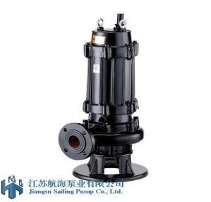 China JYWQ/JPWQ Automatic mixing sewage pump on sale