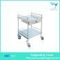 China YRT-T17 Medical Stainless Steel Instrument Trolley With One Drawer on sale