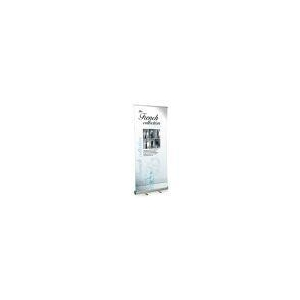 Roller Banners & Brochure Stand