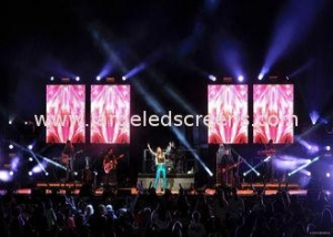 China High Brightness HD P4.81 Indoor Led Video Wall For Concerts / Wedding / Stage Decoration on sale