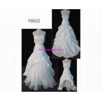 China V8632 alternative hard netting sepcial gorgeous 2013 hot sell guangdong design ball gown on sale