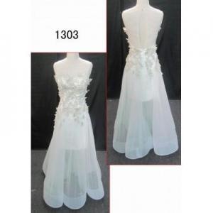 China 1303 summer special design bridal dress wedding dress on sale