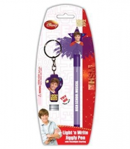 China High School Musical Jiggly Pen & Keyring Set (C2) on sale