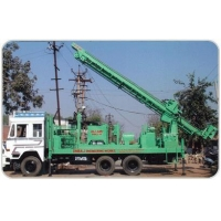 DTH Drilling Rig Hydraulically Operated Model  DEW 2000