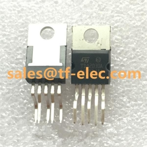 China Transistors IC AMP AUDIO 18W TDA2030AV. on sale