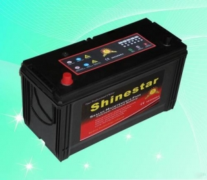 China 60525-MF 12V 105AH DIN standards Sealed Maintenance Free Battery power max car battery on sale